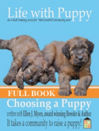 Life with Puppies all 10 eBooks