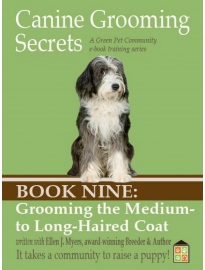 Caring for the Medium- to Long-Haired Dog, Tools for the Medium- to Long-Haired Coat