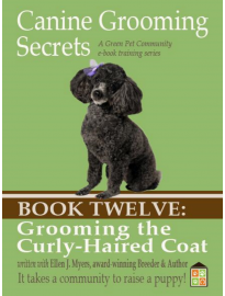 Canine Groomig Secrets eBook Twelve:Grooming the Curly-Haired Cat